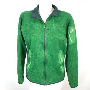 ARC'TERYX Covert Hoodie Jacket Fleece Polartec